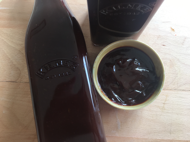 bbq sauce for american burgers