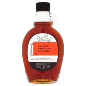 waitrose maple syrup