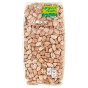 waitrose pinto beans