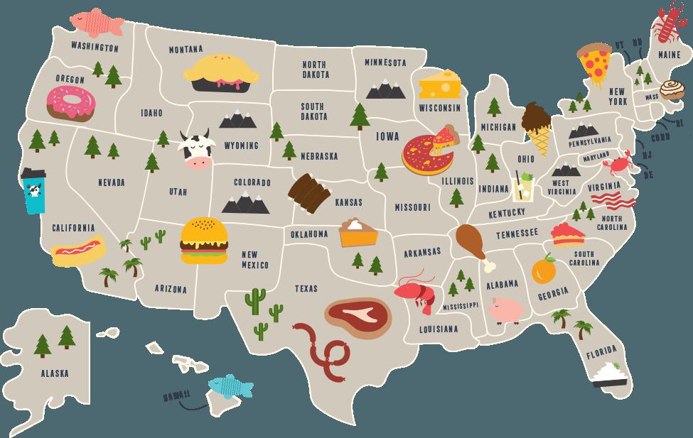 american food history