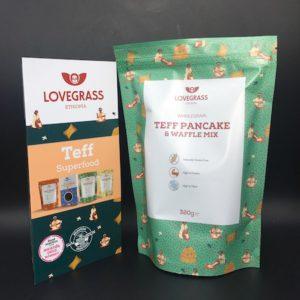 lovegrass pancake mix