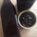 homemade American BBQ sauce in kilner bottles