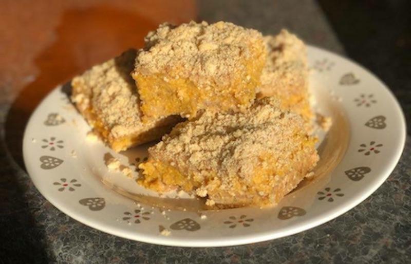 pumpkin pie recipe uk