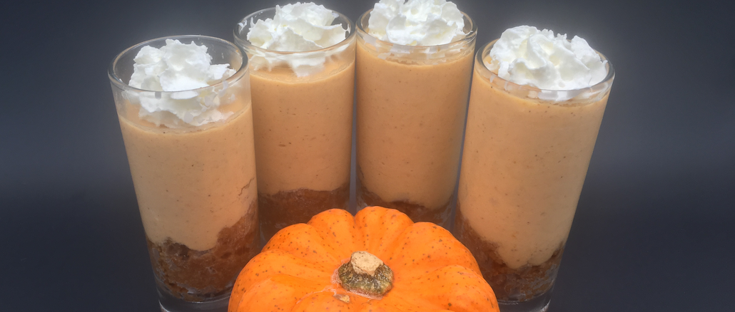 pumpkin cheesecake no bake