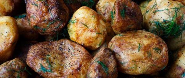 Roast Baby Potatoes