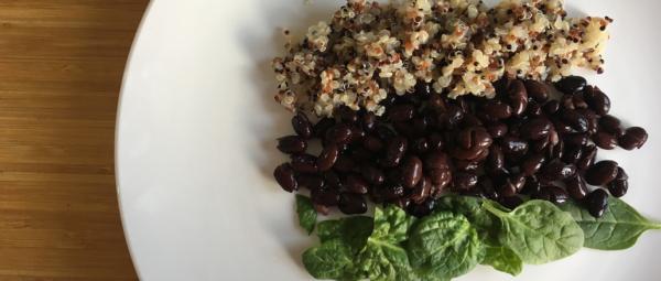 Hearty Bean & Quinoa Salad