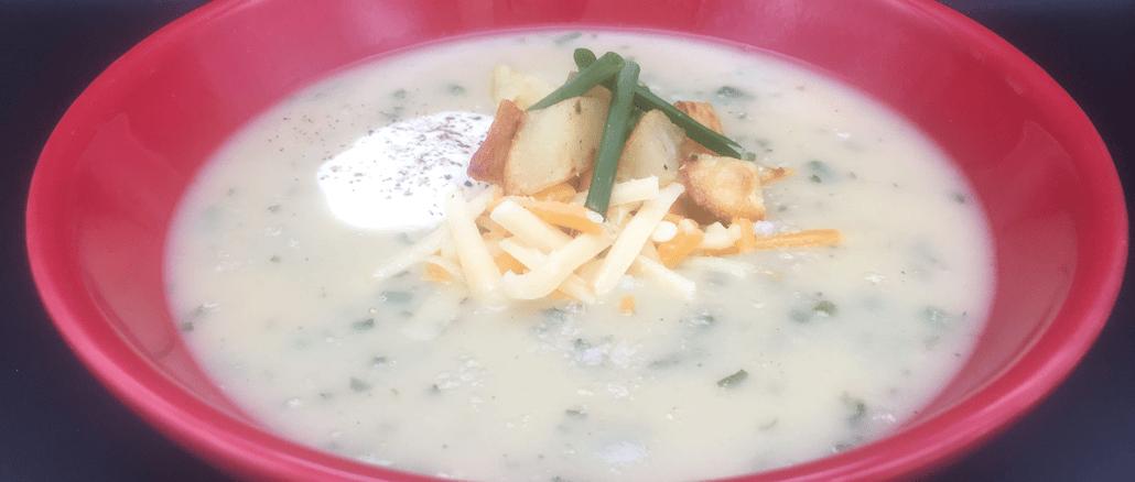 potato soup without cream