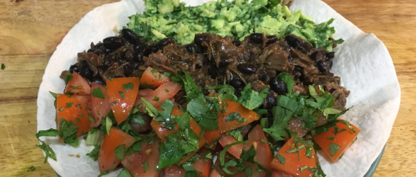 Tex Mex Slow Cook Beef