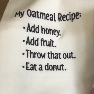 porridge oatmeal
