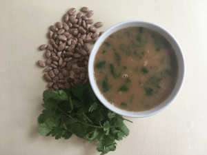 vegetarian bean soup