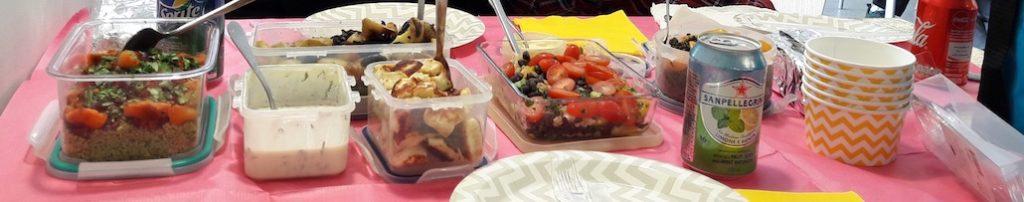 picnic couscous salad