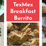 TexMex Breakfast Burrito
