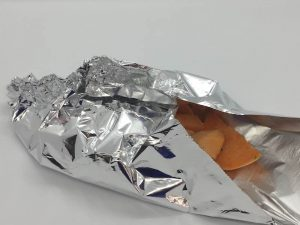 bbq sweet potatoes foil