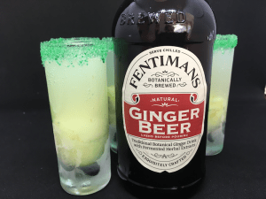 Fentiman's ginger beer shooters