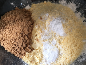 cornmeal scones ingredients