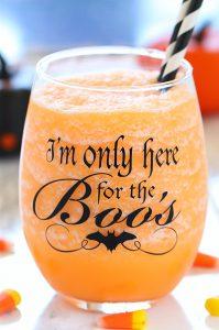 Halloween Orange Punch