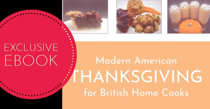 thanksgiving UK