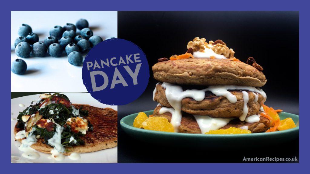 Pancake Day Main Page