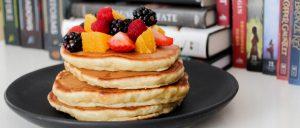 international pancake recipe