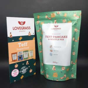 lovegrass pancake mix