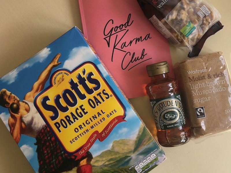 best granola recipe UK ingredients