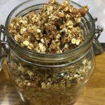 best granola recipe UK finished