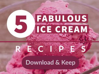 easy ice cream recipes uk feature image