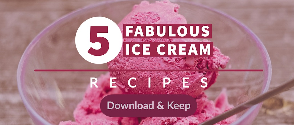 easy ice cream recipes uk feature image