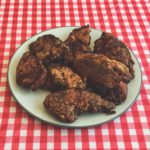southern fried chicken recipe finished