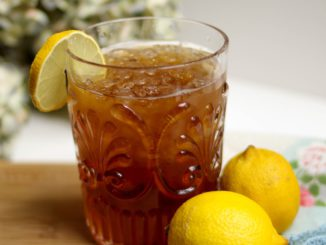 American Sweet Iced Tea