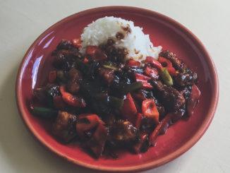 crispy chinese chicken