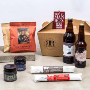 Ross & Ross Man Gift Box