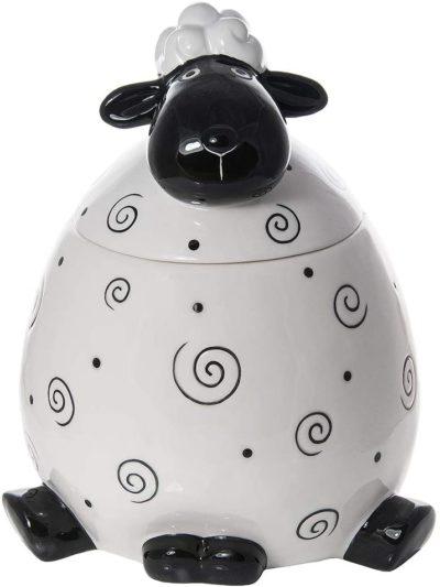 cookie jar sheep