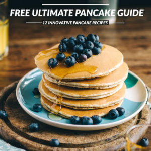 Ultimate Pancake Guide Cover Image