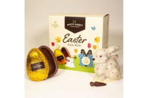 """""""Easter Bunny"""" Easter Egg Box"""